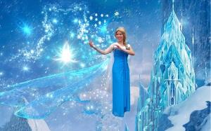 Elsa and Ice